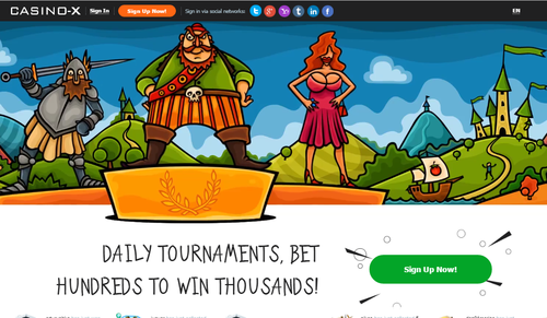 australian online casinos - casino x